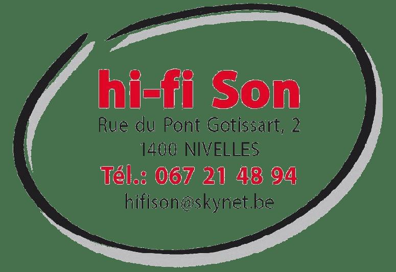 HIFI SON - NIVELLES